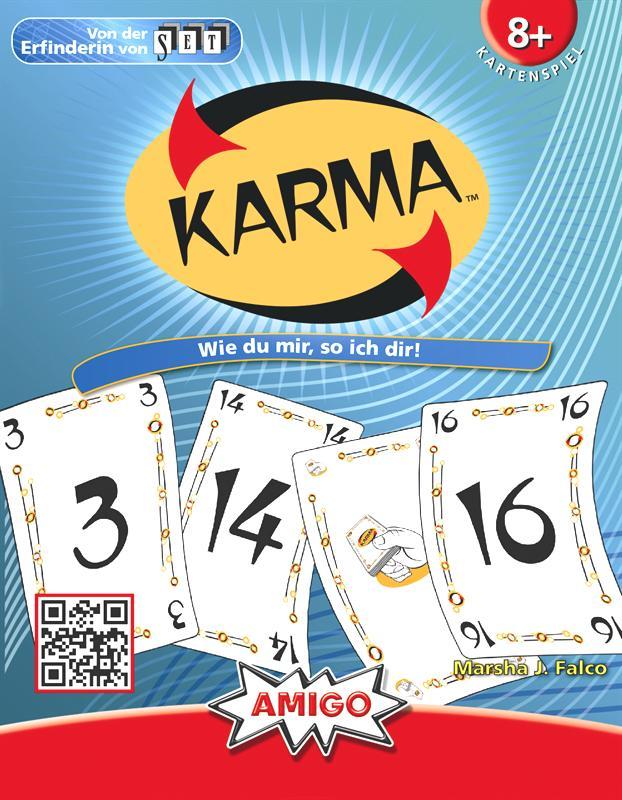 KARMA Amigo Spiele German
