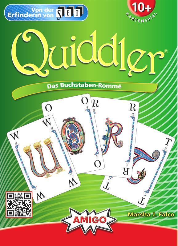 German QUIDDLER - Amigo-Spiele