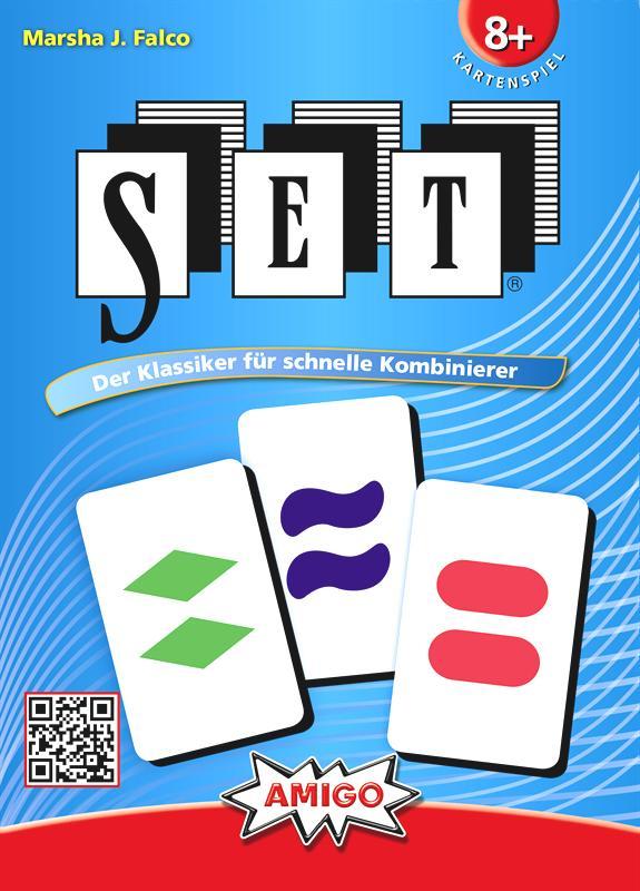 German SET - Amigo-Spiele
