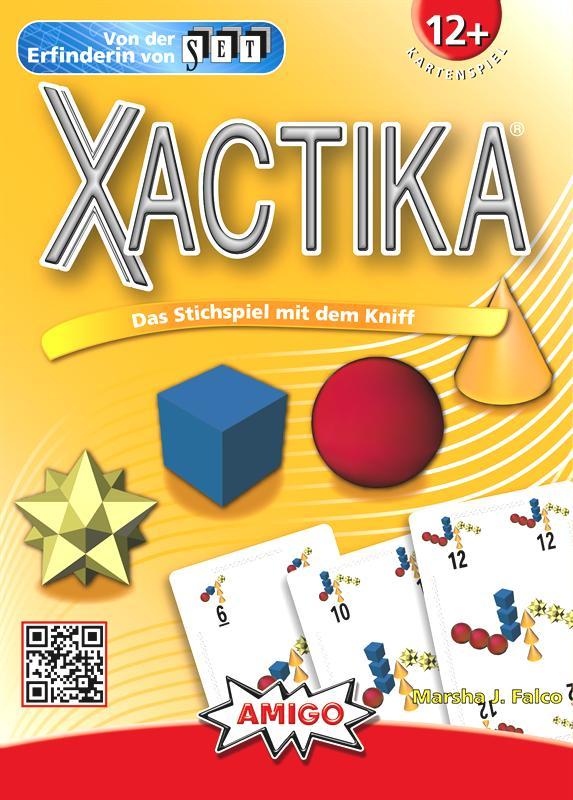 German XACTIKA - Amigo-Spiele