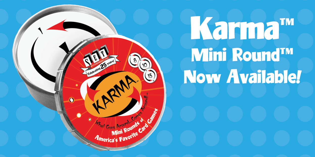 KARMA MINI ROUND is here!