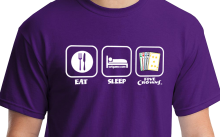 Five Crowns T-Shirt Front