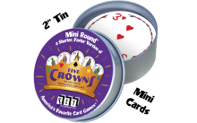 Five Crowns Mini Round