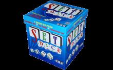SET Dice Box