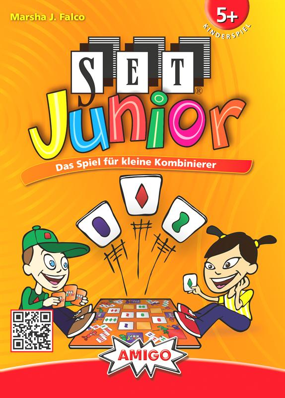 German SET JR - Amigo-Spiele