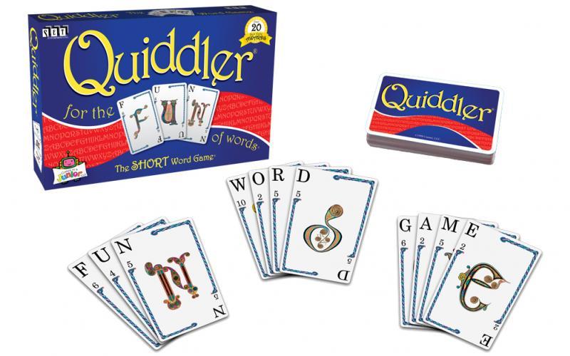 Quiddler Layout