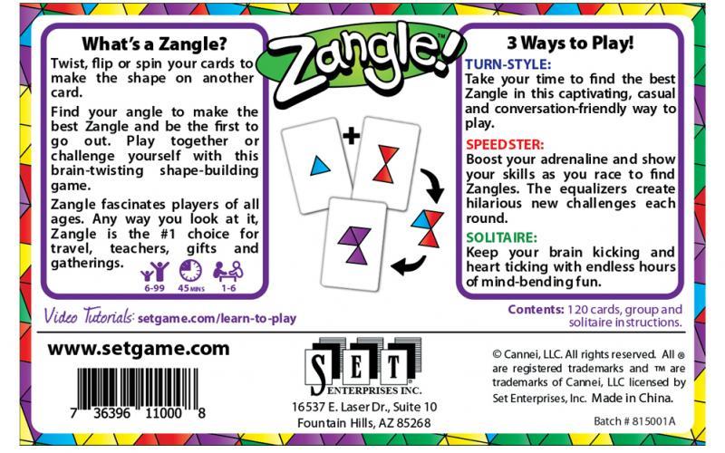 Zangle Box Back