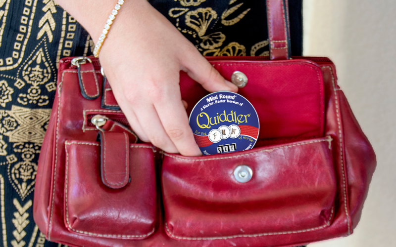Quiddler Purse