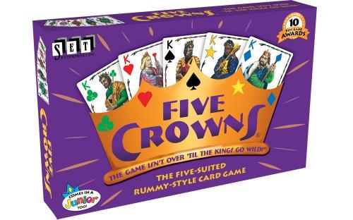 FIVE CROWNS   America's Favorite Card Games®