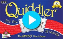 Quiddler Play Tutorial