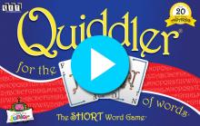 Quiddler Play Tutorial