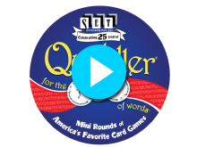 Quiddler Mini Round Tutorial